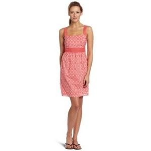 NWOT Columbia Clear Coasts Pink Dress